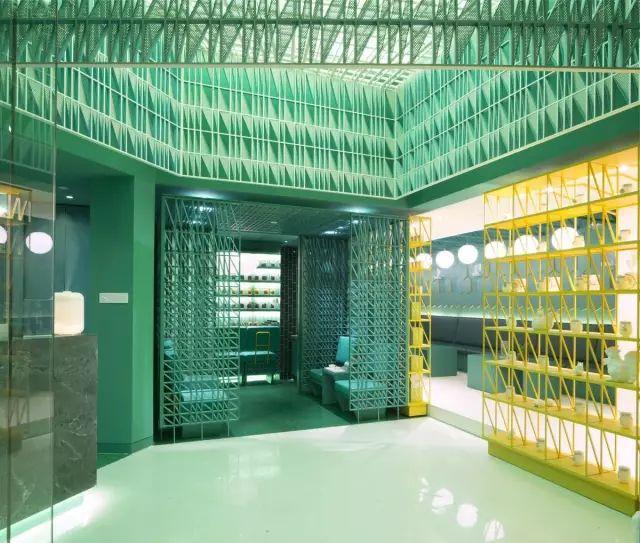 中国小店美得外国人也惊叹 室内设计界奥斯卡中国入围二十多席 旅游资讯 第24张