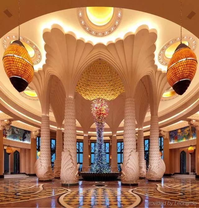 """""""壕""""无人性  世界上最昂贵的酒店翻新让你目瞪口呆 旅游资讯 第34张"""