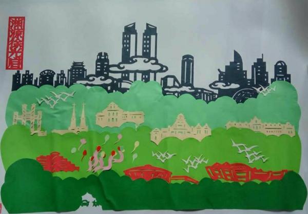 百年上海剪纸 在变革中剪出刀味纸感 旅游资讯 第5张