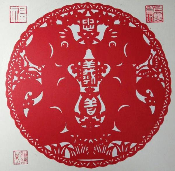 百年上海剪纸 在变革中剪出刀味纸感 旅游资讯 第3张