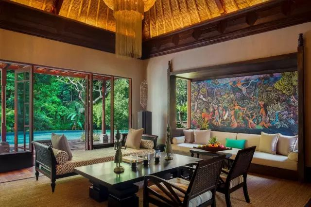 全球仅三家的避世归隐  一家就在巴厘岛乌布! 旅游资讯 第17张
