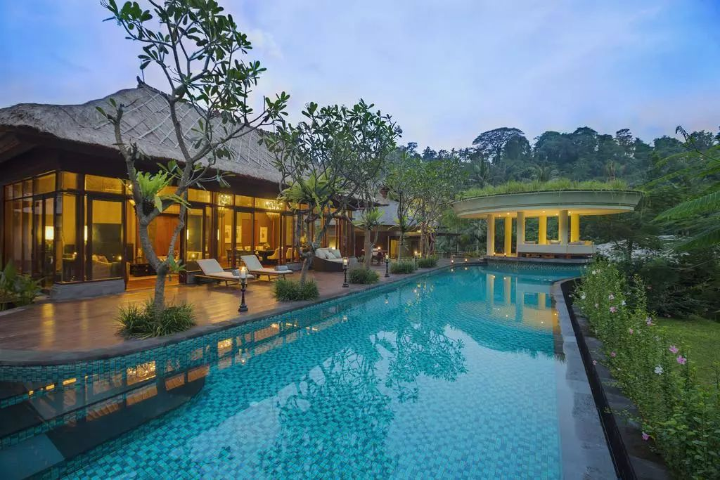 全球仅三家的避世归隐  一家就在巴厘岛乌布! 旅游资讯 第13张