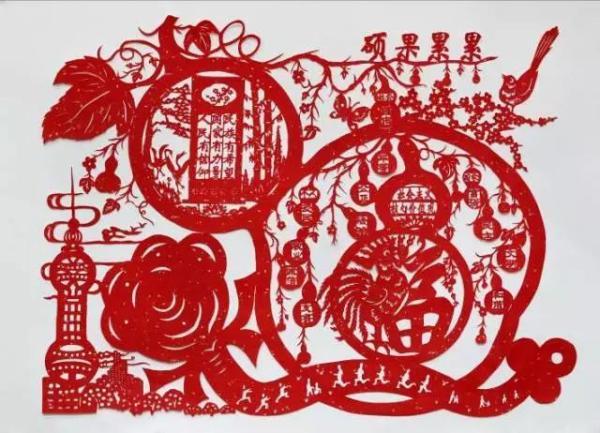 百年上海剪纸 在变革中剪出刀味纸感 旅游资讯 第6张