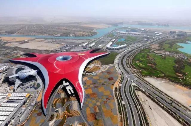 """要说起迪拜的""""壕""""无人性 阿布扎比可谦虚不起来 旅游资讯 第6张"""