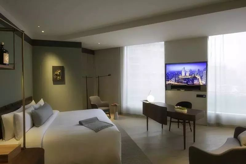 我花了六个月 住了魔都这五家顶级奢华酒店 旅游资讯 第12张
