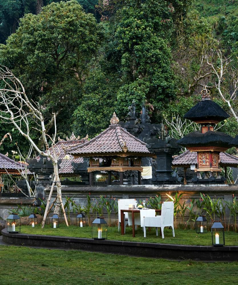 全球仅三家的避世归隐  一家就在巴厘岛乌布! 旅游资讯 第10张