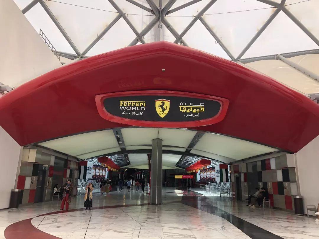 """要说起迪拜的""""壕""""无人性 阿布扎比可谦虚不起来 旅游资讯 第8张"""
