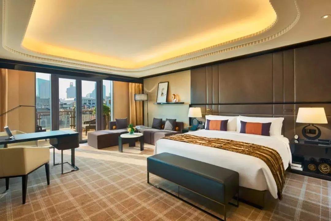 我花了六个月 住了魔都这五家顶级奢华酒店 旅游资讯 第2张