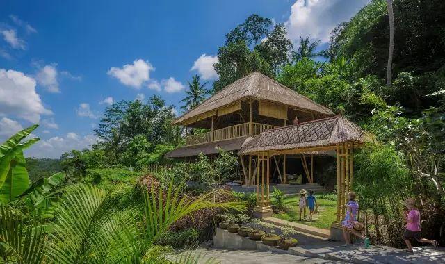 全球仅三家的避世归隐  一家就在巴厘岛乌布! 旅游资讯 第15张