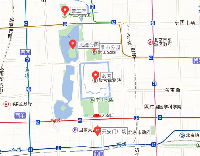 你和另一半还没去过天安门?看完这篇攻略圆你们一个北京梦!