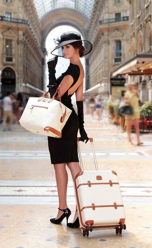 """夏日旅行季  要带什么样的行李箱才有""""型""""? 旅游资讯 第17张"""