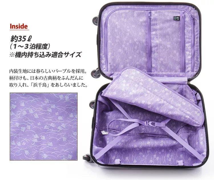 """夏日旅行季  要带什么样的行李箱才有""""型""""? 旅游资讯 第34张"""