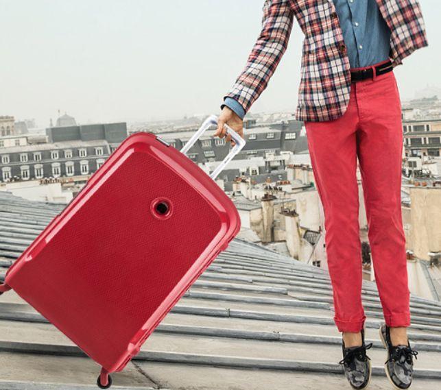 """夏日旅行季  要带什么样的行李箱才有""""型""""? 旅游资讯 第42张"""
